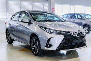 3 mẫu xe dưới 600 triệu bán chạy nhất quý I/2021