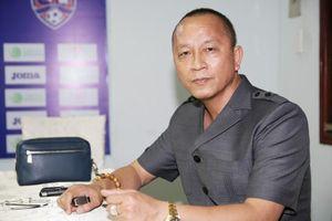 Chủ tịch CLB Quảng Ninh lên tiếng sau phê phán của bầu Đức