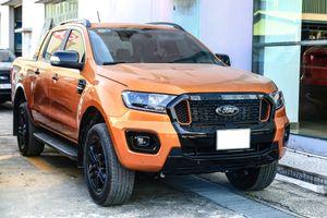 10 ôtô bán chạy nhất tháng 3/2021: Ford Ranger bất ngờ dẫn đầu