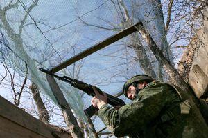 Phép thử khi Nga điều binh sát biên giới Ukraine