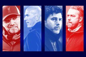 Tứ kết Champions League: Tạm biệt nhà vua?