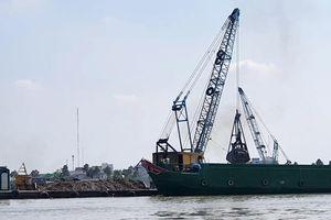 Sở TN&MT An Giang lên tiếng về mỏ cát 2.812 tỷ đồng