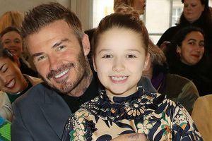 David Beckham đóng phim