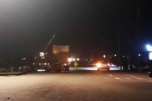 Nghệ An: Va chạm với xe đầu kéo, nam thanh niên điều khiển xe máy tử vong
