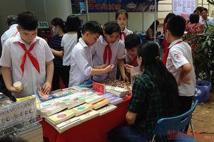Ngày hội sách tại Thư viện Quốc gia Việt Nam
