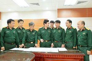Kiểm tra công tác chính sách đối với quân đội và hậu phương quân đội