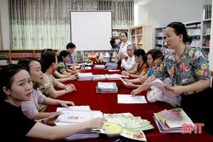 Khơi dậy văn hóa đọc trong giới trẻ Hà Tĩnh