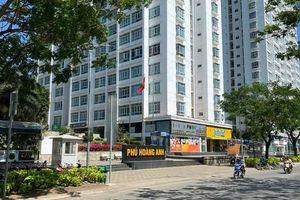 Công an triệu tập ban quản trị cũ chung cư Phú Hoàng Anh