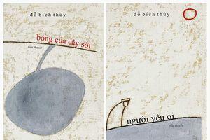 Nhà văn Đỗ Bích Thúy và họa sĩ Lê Thiết Cương làm sách ủng hộ trẻ em miền núi