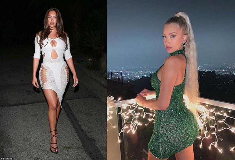 Bạn thân của Kylie Jenner chuộng mặc cắt xẻ khoe body 'đồng hồ cát'