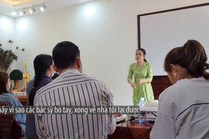 Thêm một 'thần y' ở Thái Nguyên tự 'nổ' chữa bách bệnh
