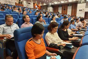 Đảng ủy Bộ Giáo dục và Đào tạo tổ chức học tập, quán triệt Nghị quyết Đại hội XIII