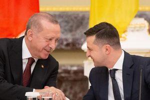 Nga-Ukraine căng thẳng, Thổ Nhĩ Kỳ lên tiếng: Lợi cả đôi đường