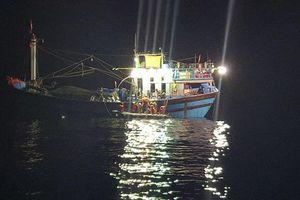 Cứu nạn thành công thuyền viên gặp nạn trên vùng biển Hoàng Sa
