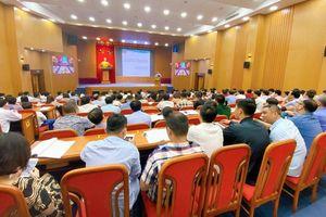 Sở Tư pháp TP Hà Nội tổ chức Hội nghị tập huấn xử lý vi phạm hành chính năm 2021