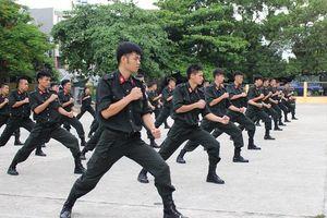Bổ sung, quy định cụ thể quyền hạn cho lực lượng Cảnh sát cơ động