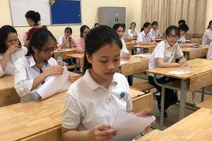 Công bố chỉ tiêu tuyển sinh vào lớp 10 các trường ở Hà Nội