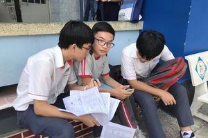 Thi vào lớp 10 ở TPHCM: Những điểm mới