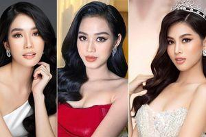 Á hậu Phương Anh chia sẻ bất ngờ khi được fan hỏi cảm nhận về Hoa hậu Đỗ Thị Hà, Ngọc Thảo