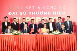 Hoa hậu Trần Tiểu Vy được chọn làm Đại sứ thương hiệu Elipsport