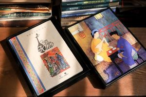 Nhiều dòng sách quý tại 'Một nét văn hóa Hà Nội'