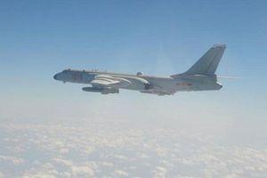 Hàng chục máy bay Trung Quốc vào vùng nhận dạng phòng không Đài Loan