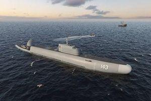 Nga chế tạo tàu tuần tra 'lai' đầu tiên có khả năng lặn như tàu ngầm
