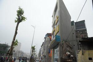 Hà Nội: Những ngôi nhà 'siêu méo siêu mỏng' trên đường Vành đai 2