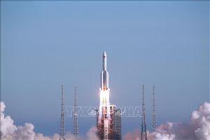 Trung Quốc chú trọng lĩnh vực hàng không vũ trụ giai đoạn 2021-2025