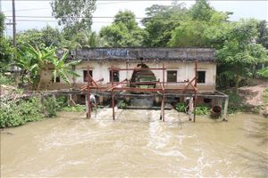 Nhiều biện pháp quản lý nước tưới tiêu mùa khô hạn
