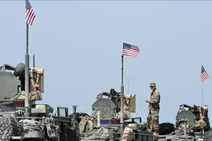 Mỹ thông báo sẽ triển khai thêm 500 quân tại Đức
