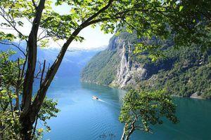 'Sững người' trước vẻ đẹp của thiên nhiên đầy mê hoặc ở Na Uy