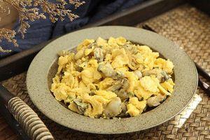 Trứng chưng không đã bổ, thêm thứ này vào dinh dưỡng tăng nhiều lần, ai ăn cũng bổ