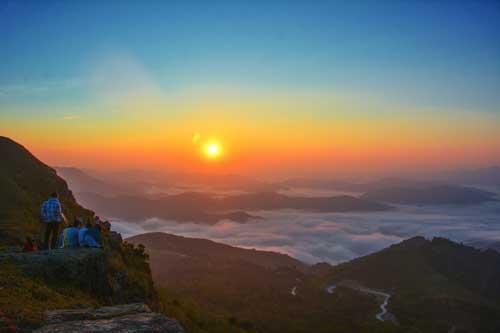 Vẻ đẹp hoang sơ, kỳ ảo của cao nguyên Đồng Cao, Bắc Giang khi vào thu