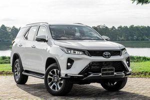 Toyota Việt Nam bán được 6.679 xe trong tháng 3/2021