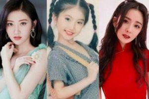 Hé lộ ảnh 6 tuổi của Cảnh Điềm, nhìn là biết sẽ là đại mỹ nhân nhưng so với Dương Mịch thì ai đẹp hơn?