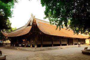 Đình làng Đình Bảng - tuyệt tác kiến trúc cổ xứ Kinh Bắc