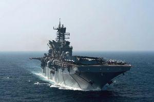 Biển Đông: Trung Quốc có thể học chiến thuật 'nhóm tác chiến tàu sân bay nhỏ' từ Mỹ?