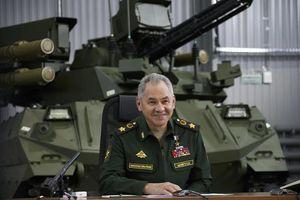 Quan hệ Ukraine – Nga căng thẳng, Nga triển khai robot chiến đấu tới biên giới chuẩn bị tham chiến
