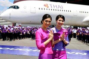 4.000 lao động Thai Airways có thể không giữ được việc làm