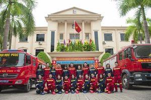 Chỉ tiêu tuyển sinh của trường Đại học Phòng cháy chữa cháy 2021?