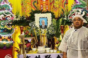 Đau đớn khi NS Đức Lang qua đời, Hiếu Hiền bật khóc: 'Mất ba là mất cả bầu trời, cuộc sống tôi vô nghĩa'