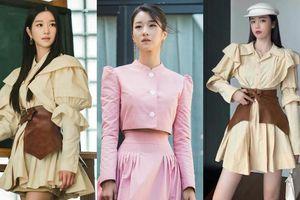 Seo Ye Ji từng khiến dân tình 'phát điên' sau Điên Thì Có Sao vì cả loạt bộ cánh đẹp mê