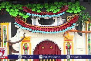 Mang hình ảnh Việt nam ra thế giới bằng lego