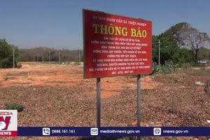 Bình Thuận tăng cường kiểm tra các khu dân cư tự phát