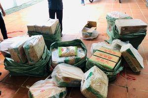 Quảng Ninh: Bắt giữ 400 kg bánh sủi cảo không rõ nguồn gốc