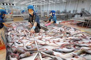 Xuất khẩu thủy sản tăng 3,3% trong quý 1