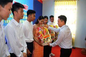 An Giang: Họp mặt sinh viên Lào, Campuchia và cán bộ Đoàn - Hội - Đội người dân tộc thiểu số Khmer