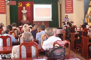 H.Nhơn Trạch: Tổ chức tuyên truyền bầu cử
