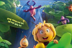 Bộ phim hoạt hình của Hollywood được mong đợi trong tháng 4